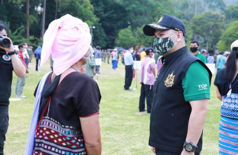 ทส.ร่วมกับหมู่บ้านเครือข่าย 802 หมู่บ้าน ร่วมฟื้นฟูป่าที่ถูกไฟไหม้ทั่วประเทศ