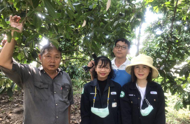 ไออาร์พีซีส่งเสริมนวัตกรรมนาโนซิงค์ออกไซด์เพื่อเกษตรชุมชน